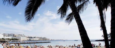 Spania blir fylt til randen i sommer