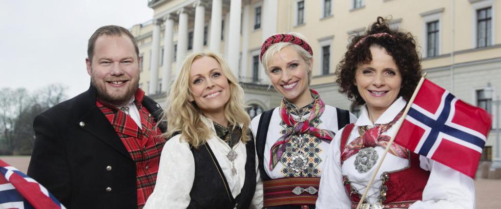 NRK med bunad-blemme p� direkten: - N� kan dere slutte � ringe sentralbordet