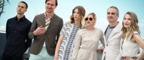 Anders Danielsen Lie om Cannes-buinga: - Vanlig med hard medfart