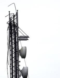 Mistanke om eksplosiver ved svensk radiomast