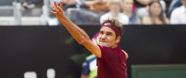 Roger Federer st�r over French Open: - Jeg er lei meg