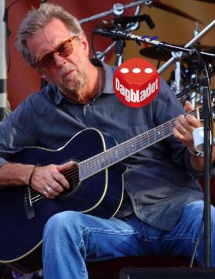 Anmeldelse: Uspennende fra Clapton