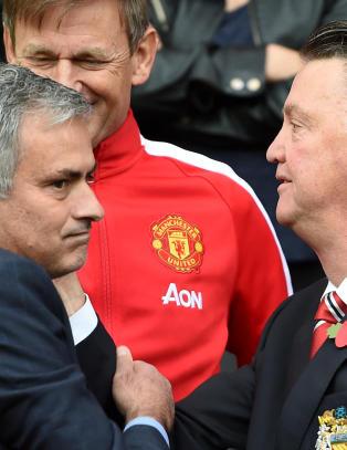 Fotballryktene: B�de van Gaal og Mourinho i United?