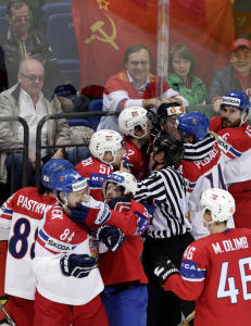 Er det mulig for Norge � bli glad i ishockey?