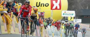 Dansk etappeseier i Tour of Norway