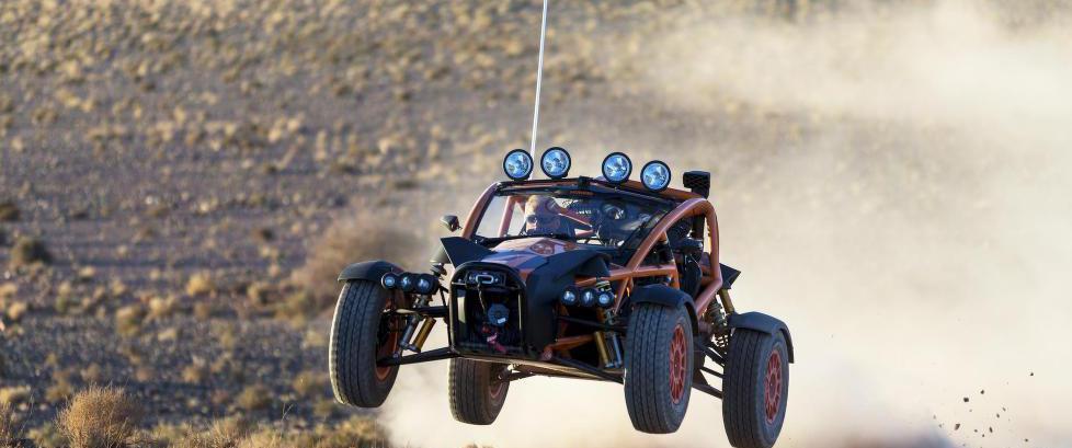 Slik skal mannen fra verdens best ber�mte venneflokk f� fart p� �Top Gear�