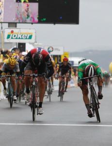 Boasson Hagen vant i Tour of Norway