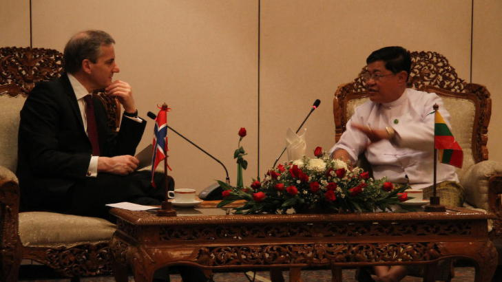 Statlig tilsyn ga råd til Myanmars generaler – på bestilling fra Telenor