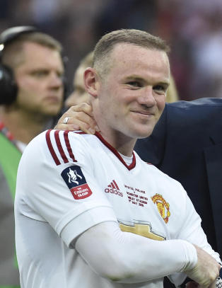 Rooney: - van Gaal m� t�le presset
