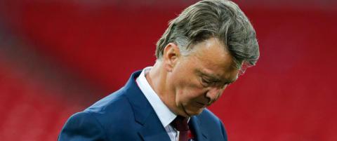 Van Gaal til Sky Sports: - Det er over