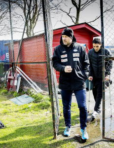 Da Rekdal fjernet Grindheim svarte VIF-styret med � frata Stig Ove Sandnes det sportslige ansvaret