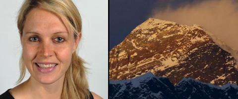 Maria (34) omkom p� Mount Everest. Familien fikk d�ds-budskapet ved � google henne