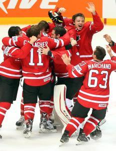 Canada slo Finland og forsvarte VM-tittelen