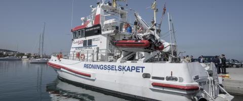 Norsk redningssk�yte reddet 36 migranter