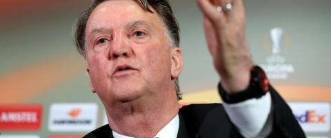 Engelske medier: van Gaal ferdig i Manchester United