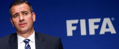 FIFA-topp fikk sparken