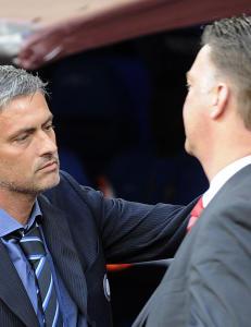Van Gaal trodde han var trygg, s� ringte Mourinho