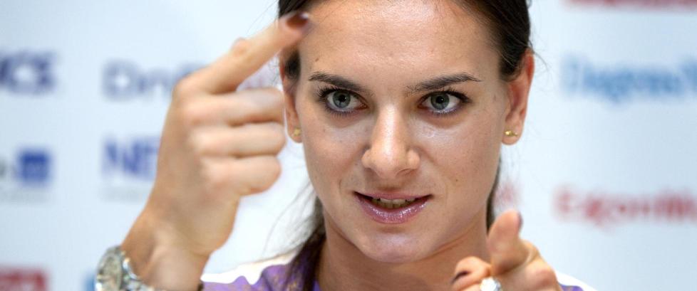 Rasende Isinbajeva nekter � godta russisk dopingdom