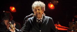 �Dylan trenger selvsagt ikke Nobelprisen�