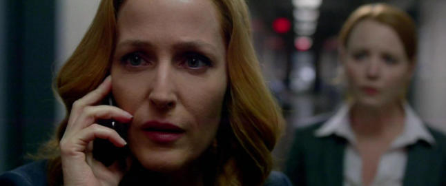 Gillian Anderson kaster seg inn kampen for � bli ny James Bond