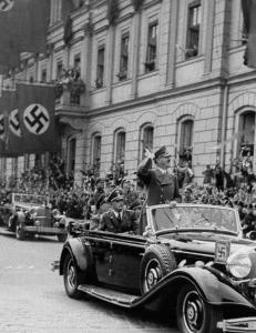 Halve �sterrike stemmer p� et innvandrerfiendtlig parti med nazi-r�tter