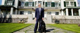 Hvis Donald Trump blir president, kan Sam Heins m�tte pakke kofferten igjen