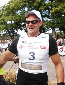 Olaf Tufte (40) klar for sitt sjette OL