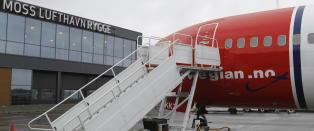 Vil flytte Rygge-ruter til Gardermoen