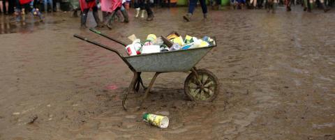 B�telagt etter at 100 000 liter festivalkloakk lakk ut i elva: - Menneskeavfall er veldig forurensende