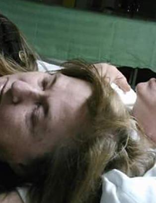 Da faren til Chris lå for døden, gjorde legene noe helt nytt