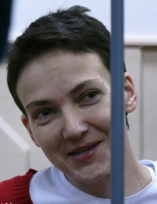 Putin setter fri ukrainsk gissel