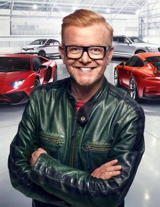 Avviser de bitre ryktene om �Top Gear�-konflikt med Matt LeBlanc