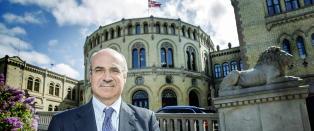 Amerikansk milliard�r i m�ter med norske toppolitikere - vil stanse kritisk film om seg selv