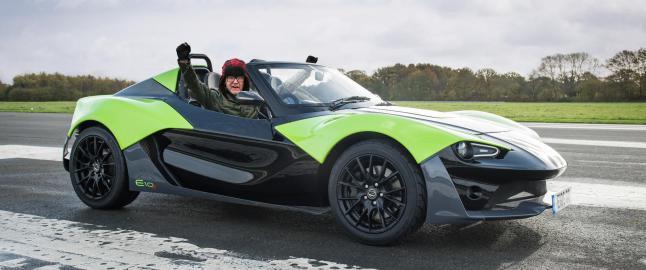 �Top Gears� nye bilb�lle forventer juling