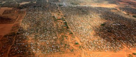 N� skal verdens st�rste flyktningleir t�mmes. Europa kan v�re neste stopp