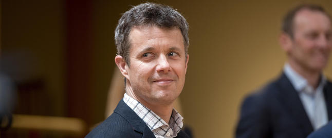 Danskeprinsen sl�r tilbake mot luksusprostituert-rykte: - Krenkende