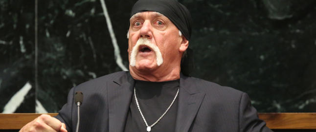 Milliard�r avsl�rt: St�r bak sex-s�ksm�let til Hulk Hogan