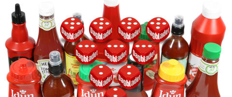 Ern�ringstest:Ketchup sunnere enn du tror