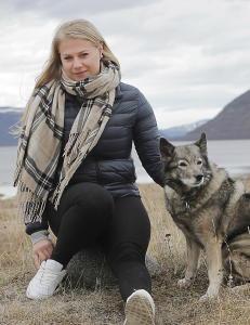 Signe (20) sjokkerte ved � kvalifisere seg som Norges f�rste kvinnelige bryter i et OL. S� sjokkerte hun enda mer