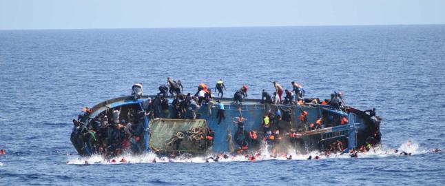 80 personer har druknet utenfor kysten av Libya