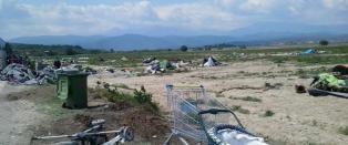 De 8000 flyktningene er n� flyttet vekk fra gj�rmeleiren Idomeni