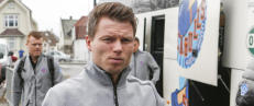 Riise i br�k p� Aalesund-trening