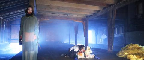 Haugesund Teaters �Stormen� har kontroll b�de p� det fysiske og det �ndelige