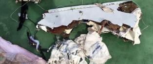 Al-Ahram: Airbus fanget opp signaler fra styrtet EgyptAir-fly