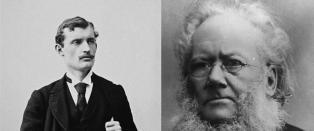 Etter disputten om en barregning snakket Ibsen og Munch aldri sammen igjen