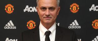 Mourinho klar for United: - Det er noe helt spesielt