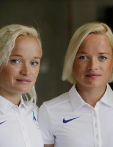 Trillingene Leila, Liina og Lily skriver OL-historie i Rio
