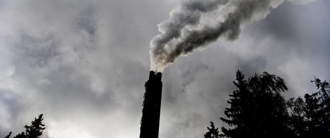 EU har kuttet sine klimautslipp med 20 prosent.  I Norge stiger de