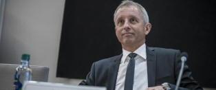 Korrupsjonssiktede Jo Lunder til Baksaas: �Ikke noe � bekymre seg for�