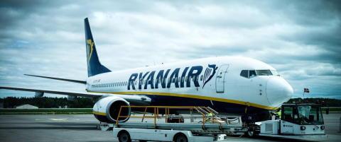 Ryanair varsler svar om Rygges skjebne
